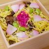 とり松 - 料理写真:ばらずし