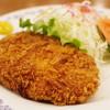 キッチンさつま - 料理写真:黒豚メンチカツ