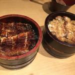 浅草うな鐵 - ひつまぶし(タレ&塩)
