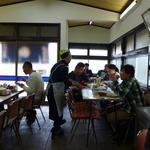 源氏食堂 - ザ・昭和食堂、週末のお昼。