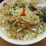 赤坂飯店 - 野菜そば