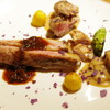 いとう - 料理写真:北海道足寄産サウスダウン種、ミルクラムロースト