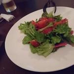 アルベ テッコ - 料理写真:サラダ