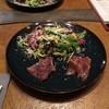 エンボカ - 料理写真:生ハムとエンボカ風シーザーサラダ