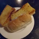 バール TUTTI - 料理写真:パン~これが大好きなんです