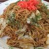 栄寿し/レストラン渡辺 - 料理写真:ソース焼きそば