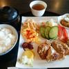 USAGI - 料理写真:チキン香草パン粉焼