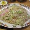 銀座 吉宗 - 料理写真:皿うどん 太麺 並 960円