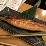 魚盛 - 鯖文化干し