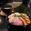 麺者すぐれ - 料理写真:2016年9月再訪:つけ麺すぐれ 全部のせ 1.5倍☆