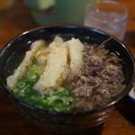 うどん平 - 肉ゴボウ