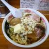 地鶏らーめん花道 - 料理写真:【2016年3月】花道らーめん(塩) 1,250円