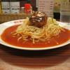 あんかけスパマ・メゾン - 料理写真:ハンバーグ Mサイズ