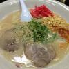 博多長浜ラーメン みよし - 料理写真:ラーメン600円