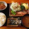 上高地食堂 - 料理写真:和食 朝定食 900円 (2016.9)