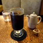 喫茶 ボタン -
