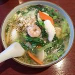 胡椒饅頭PAOPAO - 海鮮こしょう麺(塩味)