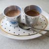 トップス - 料理写真:ショコラと塩キャラメル