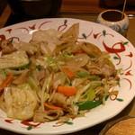 やよい軒 - 料理写真:野菜炒め