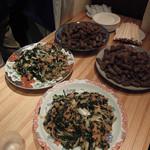 和だん  夢心邸 - 大皿料理