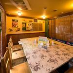 ブッチャーズキッチン - 人気のパーティー半個室(12名様~)