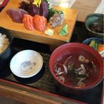 九十九里倉庫 - 料理写真:ボリューム!