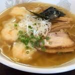 かつみ - 2016年9月 えびワンタン麺