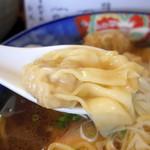 かつみ - 2016年9月 肉ワンタン