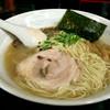 らーめん 麺の月 - 料理写真:塩  690円
