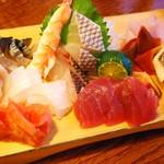 一番寿司 - 料理写真:お刺身盛り合わせ