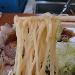 青島食堂 - 2016年8月 青島チャーシュー+薬味刻みねぎ 850+50円