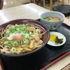 鹿野サービスエリア(上り線)スナックコーナー - 料理写真:まんぷく丼 ミニうどんセット