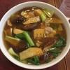 華吉 - 料理写真:スープたっぷりな椎茸うま煮そば870円(税込)