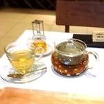 銀座カフェビストロ 森のテーブル - ハーブティー