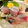 弥吉 - 料理写真:生鯖のお造り