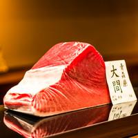銀座の老舗仕込みの本格鮨【おすすめコース】12,000円~!