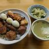 栄一 - 料理写真:焼鳥丼
