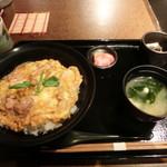 56413477 - 比内地鶏の親子丼