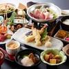 木や - 料理写真:会席料理「木や」5000円(税別)