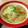 旬来家 - 料理写真:たっぷり野菜のタンメン