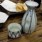 武蔵野うどん - 吟醸酒