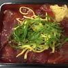 魚健 - 料理写真:手こね寿し
