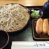 つたや - 料理写真:ざるそばランチ=780円 税込