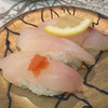 すし玉 - 料理写真:朝どれ3種540円