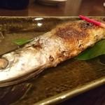 松里 - 料理写真:秋刀魚は美味しいよね