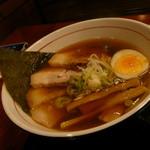 丸玉 大勝軒 - チャーシュー麺H28.9