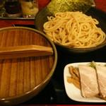 丸玉 大勝軒 - つけ麺小H28.9