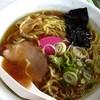 味広食堂 - 料理写真:醤油ラーメン380円