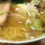 麺屋 ひょっとこ - 和風スープ