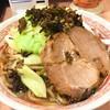 麺処 湊生 - 料理写真:キャベふじ麺(780円)